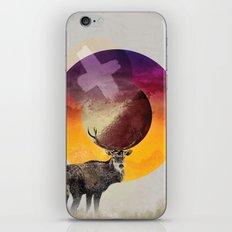 Agonie iPhone & iPod Skin