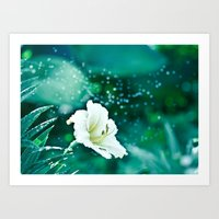 Off to Neverland Art Print