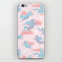 Magic Ponies iPhone & iPod Skin