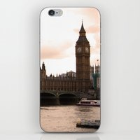 The Royal Parliament  iPhone & iPod Skin