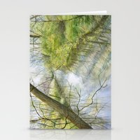 Root River At Racine Stationery Cards