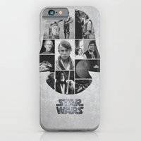 A New Hope COLLAGE variation iPhone 6 Slim Case