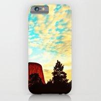 Devils Tower iPhone 6 Slim Case