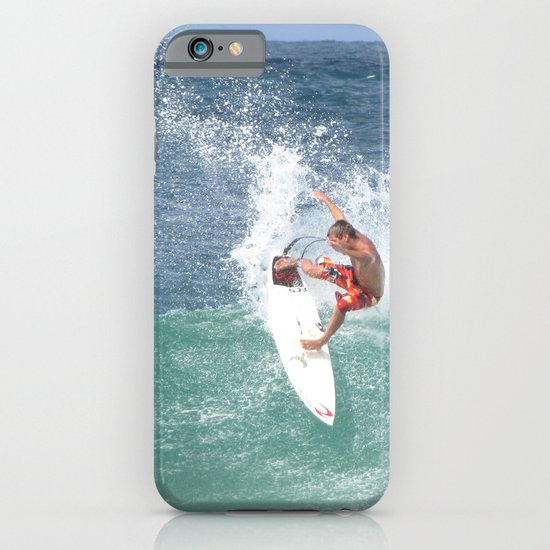 Surf! iPhone & iPod Case