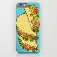 Tacos iPhone 6 Slim Case