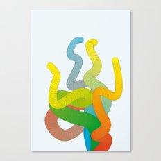 Tentickles Canvas Print