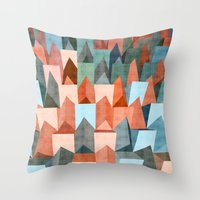 Shout It From The Roofto… Throw Pillow