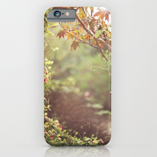 we were talking about the space between us iPhone & iPod Case