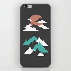 Midnight iPhone & iPod Skin
