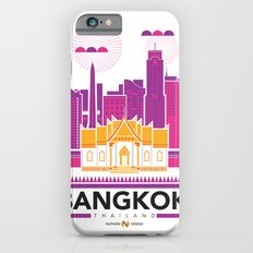City Illustrations (Bangkok, Thailand) iPhone 6 Slim Case