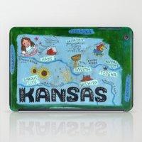 KANSAS iPad Case