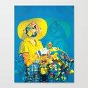 HME & GRDN Canvas Print