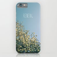 iPhone & iPod Case featuring Renew by Ian James
