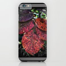Speckled Leafs iPhone 6 Slim Case