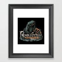 Rumplestiltskin Framed Art Print