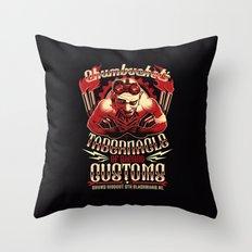 Chumbucket's Tabernacle Throw Pillow