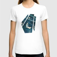 star T-shirts featuring My Favourite Swing Ride by Paula Belle Flores