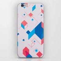 Cubicle iPhone & iPod Skin
