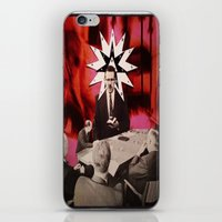 White Collar Witchery iPhone & iPod Skin