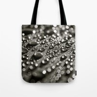 Droplets 3 Tote Bag