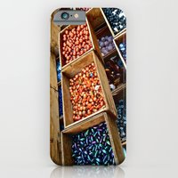 iPhone & iPod Case featuring Beadazzled by JuliHami