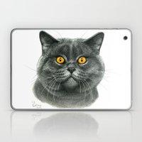 British shorthair cat  G120 Laptop & iPad Skin
