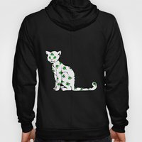 SCAREDY CAT (Cool Colors) Hoody