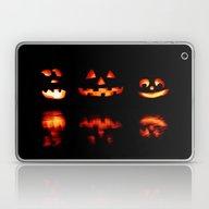 Laptop & iPad Skin featuring HaLLoween by 2sweet4words Designs
