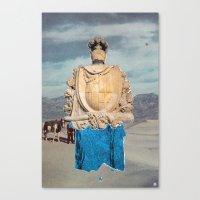 How Do You Call? Canvas Print