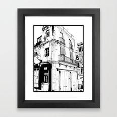 tarragona Framed Art Print