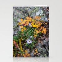 Wildflower Portrait Stationery Cards