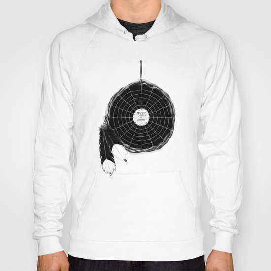 Music Catcher Hoody