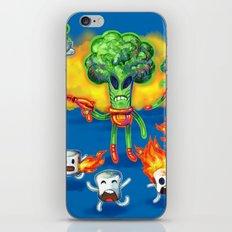 Veggie Attack iPhone & iPod Skin