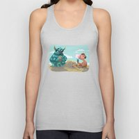 Death of the Imagination Unisex Tank Top
