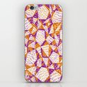 Triangle Pattern Print iPhone & iPod Skin