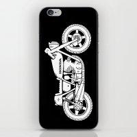 Honda CB750 - Café Race… iPhone & iPod Skin
