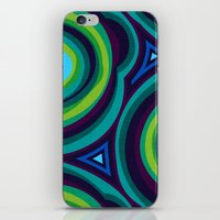 Malachite iPhone & iPod Skin