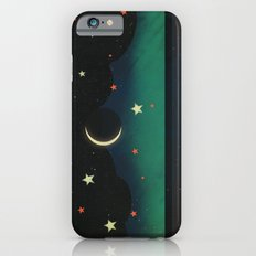 Abstract Moonscape iPhone 6 Slim Case