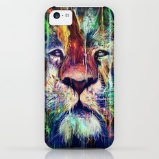 Lion iPhone 5c Slim Case