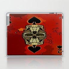 DUECES ARE WILD V2 - 002 Laptop & iPad Skin