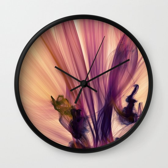 Vapor Wall Clock