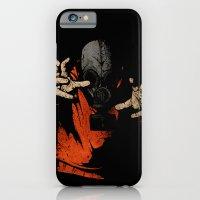 Black Light iPhone 6 Slim Case