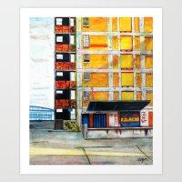 Chambers 02 Art Print