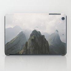 Flying Mountain Explorer - Landscape Photography iPad Case