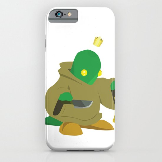 Tonberry King iPhone & iPod Case