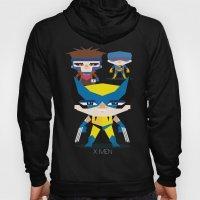 X Men fan art Hoody