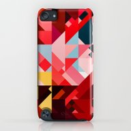 Triangle Color iPod touch Slim Case