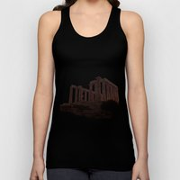 Temple Of Poseidon Unisex Tank Top