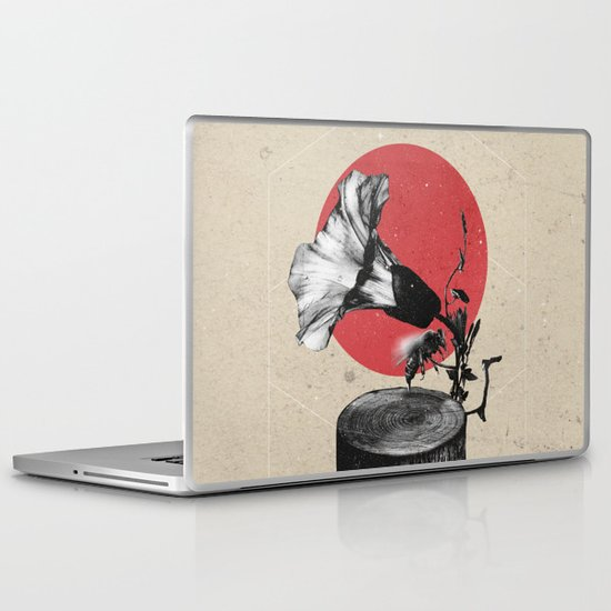 Gramophone Laptop & iPad Skin