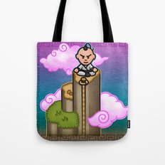 Poo Meditation Tote Bag